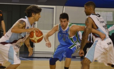 UNCAUS CAYÓ DE LOCAL FRENTE A SALTA BASKET