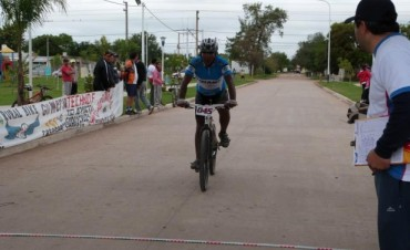 EL RURAL BIKE CONQUISTÓ VILLA ANGELA