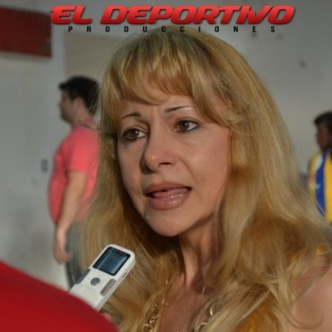 MABEL MELCHOR: NO VAMOS A HIPOTECAR EL CLUB
