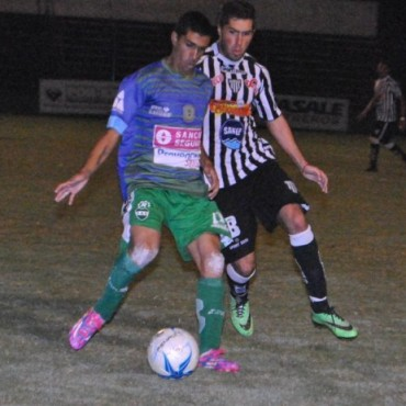 VALIOSO EMPATE DE FOR EVER EN SUNCHALES