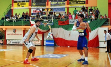 ITALIANA A LAS SEMI DEL FEDERAL DE BASQUETBOL