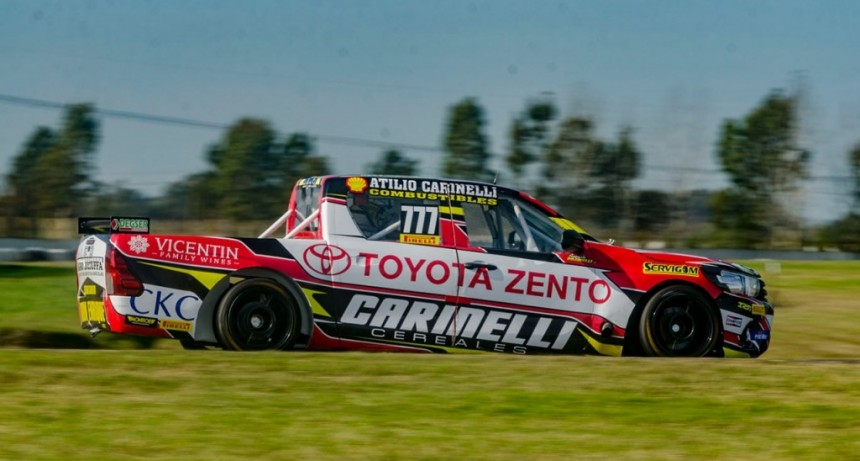 TC PICK UP: UN DESPISTE DEJÓ A CARINELLI SIN NADA