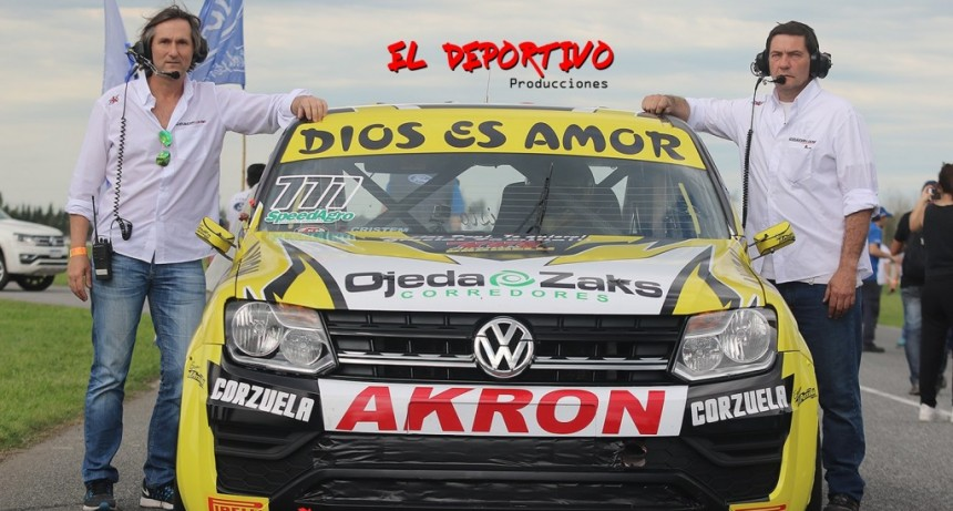 TITO CARINELLI EN LA SEGUNDA FECHA DEL TC PICK UP